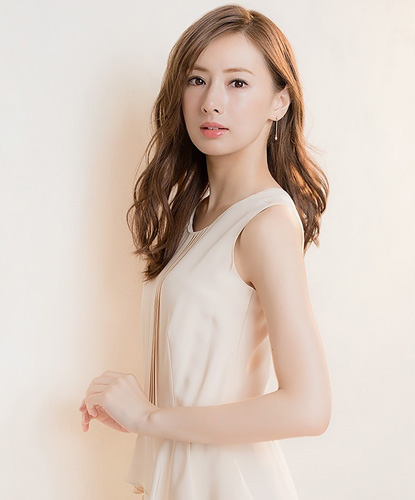 北川景子-オータムタイプの女優