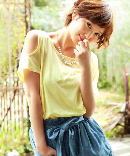 本田翼-スプリングタイプの女優