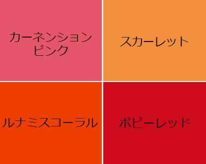 (イエベ春)スプリングタイプに似合うリップの色