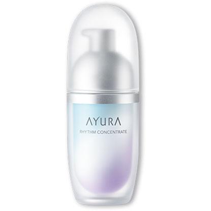 乾燥肌に良い保湿美容液(アユーラ リズムコンセントレート)