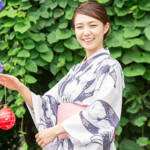 顔タイプ診断「クール」にオススメの夏に着たい浴衣【2019年版】