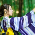 顔タイプ診断「クールカジュアル」にオススメの夏に着たい浴衣【2019年版】